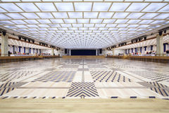 One of halls in Kremlin Palace Royalty Free Stock Photography