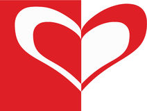 One heart Stock Photos