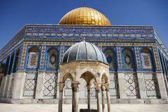 Dome of the Rock Royalty Free Stock Photo