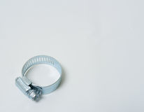One Hose Clamp Stock Images