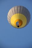 One Hot air ballon fly Royalty Free Stock Photo