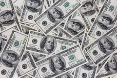 One hundred dollar bill American Stock Images