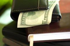 One Hundred Dollar Bill Royalty Free Stock Photos