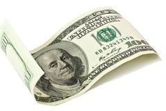 One hundred dollar Stock Photography
