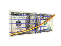 One hundred dollars Stock Images