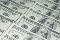 One hundred Dollars Money Stock Photo