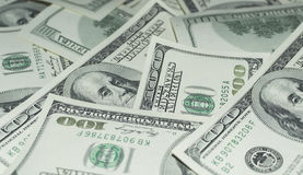 One hundred Dollars Money Royalty Free Stock Images