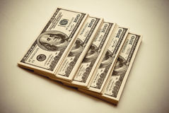 One hundred dollars US Stock Photos