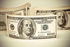 One hundred dollars US Stock Images