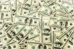 One hundred dollars US Stock Photos