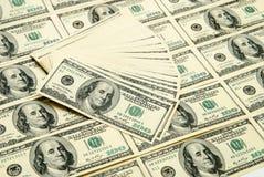 One hundred dollars US Royalty Free Stock Photo