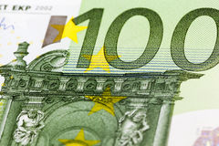 One hundred euros European Stock Image