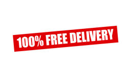One hundred percent free delivery Stock Images