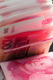 One hundred Renminbi bill Stock Image