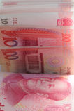 One hundred Renminbi bill Stock Images