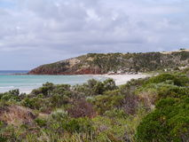 One of Kangaroo island beaches Royalty Free Stock Images