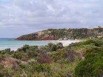One of Kangaroo island beaches Royalty Free Stock Images