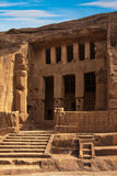 One of the Kanheri Caves royalty free stock photography