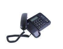 One landline phone. Stock Photography