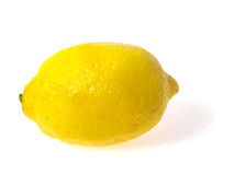 One lemon Royalty Free Stock Photo
