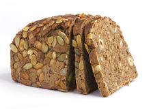 One loaf of rye bread Royalty Free Stock Photos
