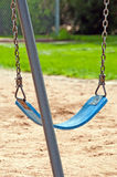 One Lonesome Swing Stock Photo