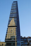 One Madison luxury residential condominium at Madison Square Park in New York stock image