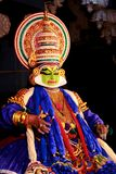 One of the major forms of classical Kerala dance royalty free stock photography