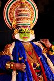 One of the major forms of classical Kerala dance royalty free stock image