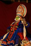 One of the major forms of classical  Kerala dance Stock Image