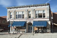 Becker & Nolan Casino in Cripple Creek Colorado royalty free stock photo