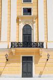 One of many Castle Schoenbrunn balconies Stock Photos