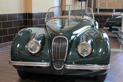 One of many exotic cars in collection, Saratoga Automobile Museum, New York, 2015 Royalty Free Stock Photos
