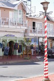 One of many shops in Ensenada stock image