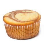 One marble muffin Stock Photo