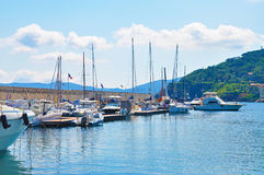 One of Marin on the island of Elba Royalty Free Stock Photography