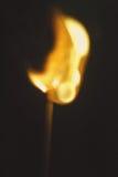 One match fire Stock Photo