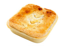 One Meat Pie Stock Images