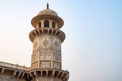 Itimad-ud-Daulah or Baby Taj in Agra, India Stock Photography