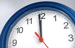 One minute to deadline Stock Photography