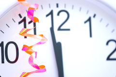 One minute to midnight Royalty Free Stock Image