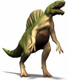 One more rotten Dino Royalty Free Stock Image