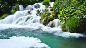 One of the most beautiful places in the world Plitvice - Croatia Stock Image