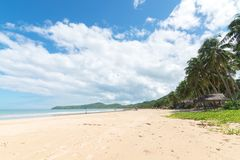 One of the most famous beaches in the Philippine Islands. stock images