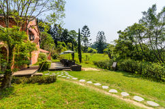 The one nanyuan: Land of retreat and wellness Stock Images