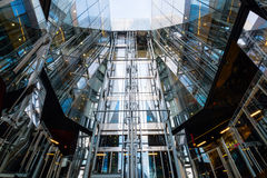 One New Change shopping mall in London, UK Stock Image