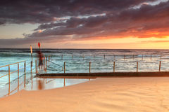 Tidal Pool Royalty Free Stock Photos