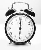One o'clock Royalty Free Stock Image