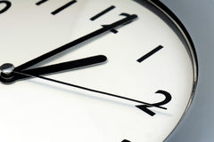 One O'clock Royalty Free Stock Images