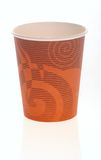 One-off paper cup Stock Photography